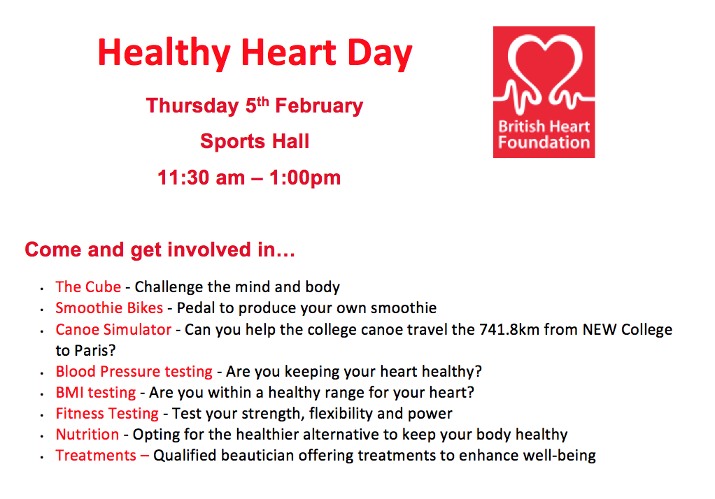 Healthy Heart Day