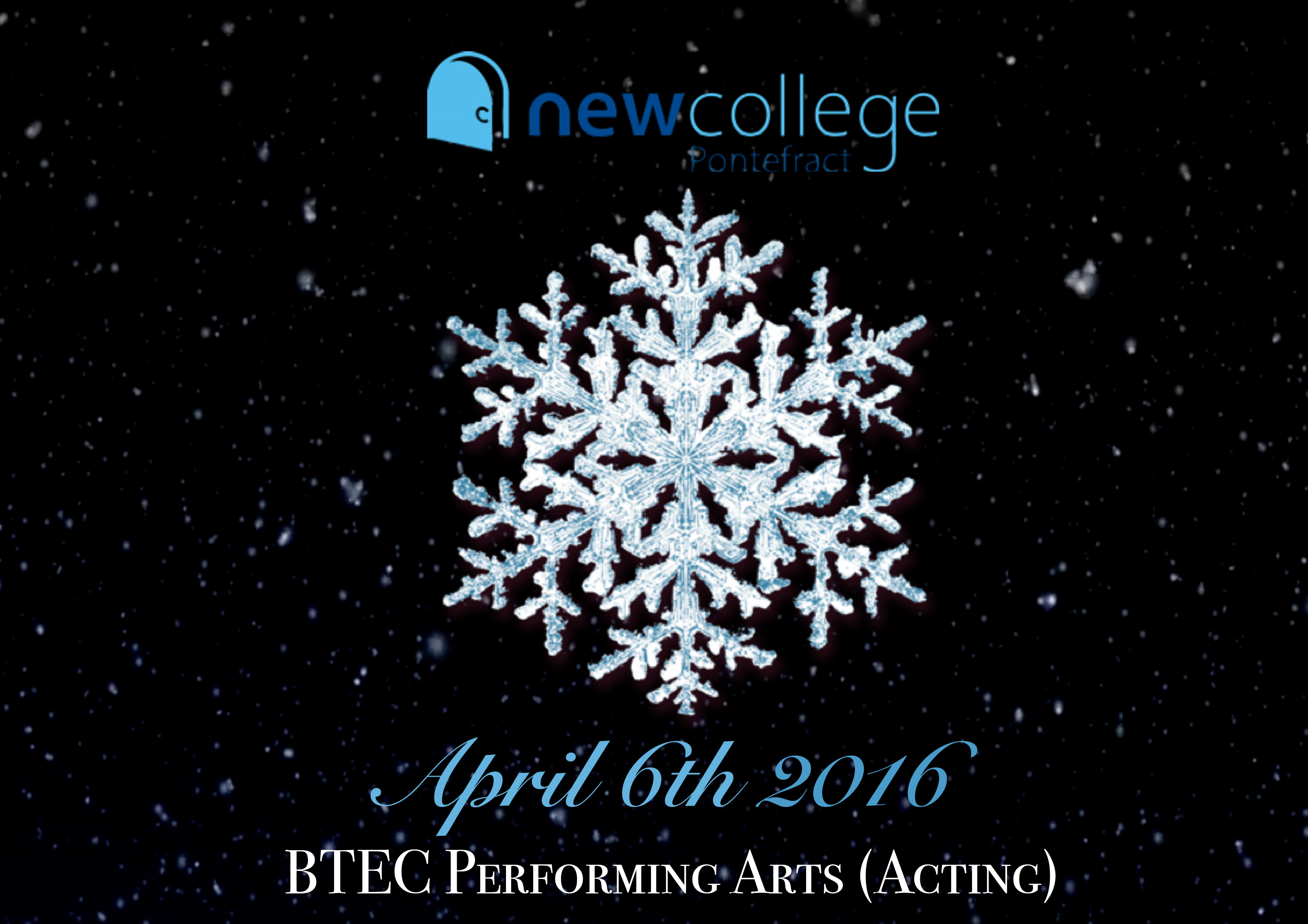 BTEC Performing Arts